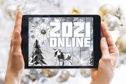 Как провести новогодний корпоратив в онлайн?