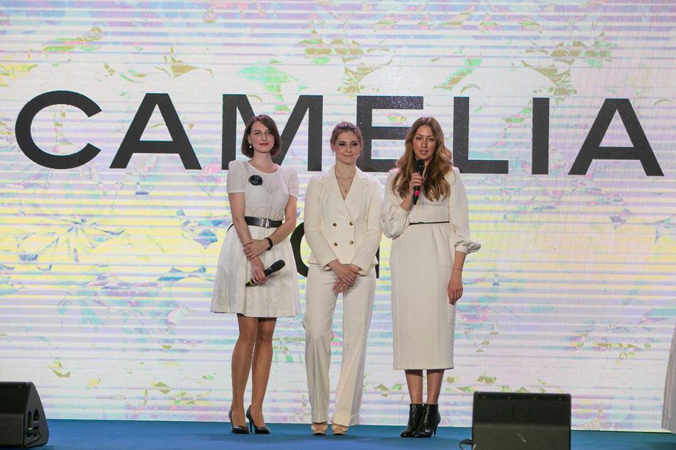 Церемония награждения «Камелия 2017»