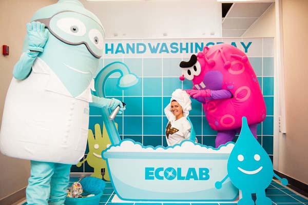 Глобальная инициатива «День мытья рук»