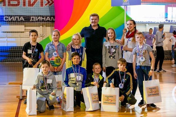 Детская Олимпиада «ПепсиКо»